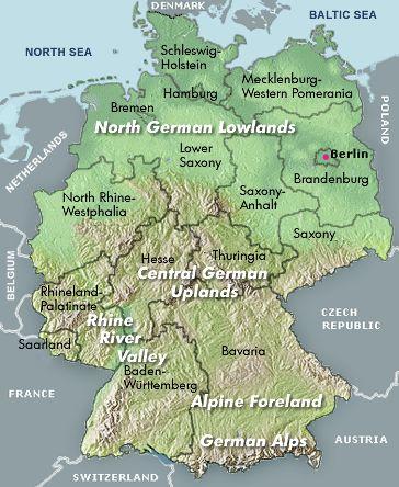herrmurraysdeutscheklasse / german geography